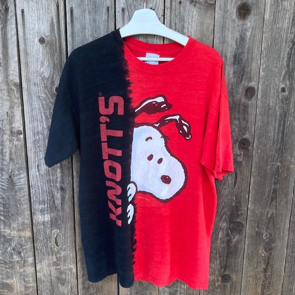 Vintage Other - Vintage 90s Knotts Berry Farm Snoopy Peanuts